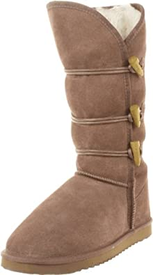 Ukala Women's Taj High Boot,Taupe,5 M US