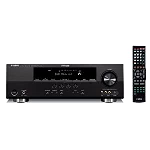 Yamaha HTR-6230BL 500 Watt 5-Channel Home Theater Receiver