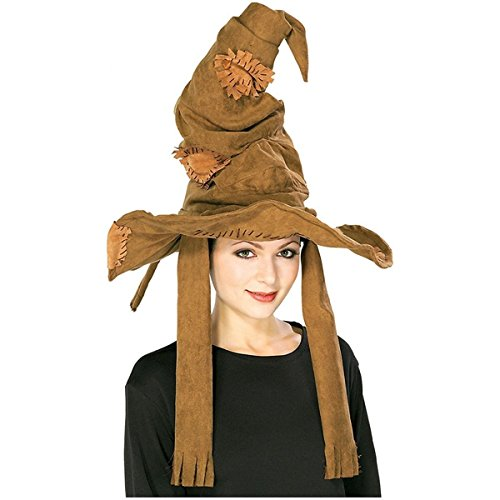 Harry Potter Sorting Hat Adult Hogwarts Wizard Movie Costume Licensed Quality