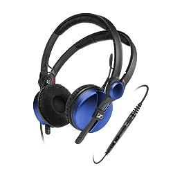 ゼンハイザー HD25 Amperior ヘッドホン アンペリオル/エンペラー Blue ブルー 『並行輸入品』