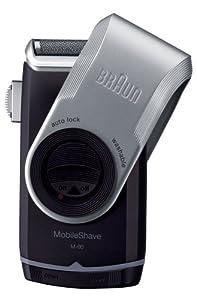 Braun MobileShave M-90 Portable Shaver