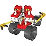 K'NEX 71305 MONSTER TRUCKS TWIN SERPENT