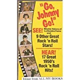 Go Johnny Go [VHS] ~ Alan Freed