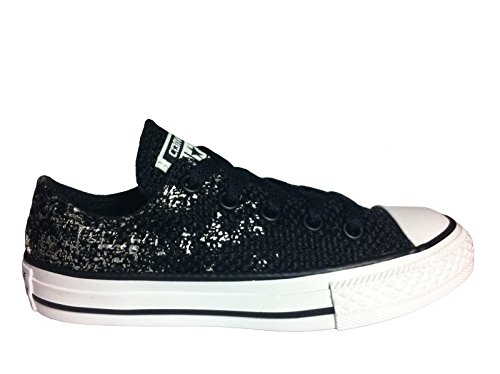 Toddler Girl's Converse Chuck Taylor All Star 'Glam Ox' Low