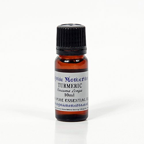 Mystic Moments Turmeric Essential Oil 100% Pure 10Ml