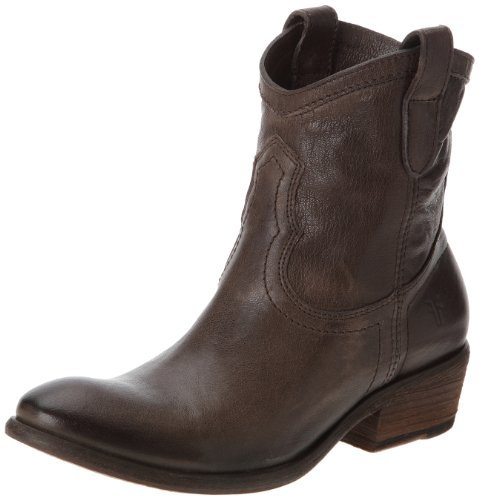 Frye Womens Carson Shortie Boots