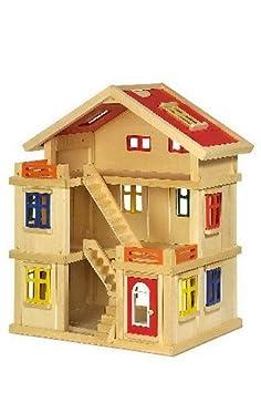 Maison de poupée «De luxe»
