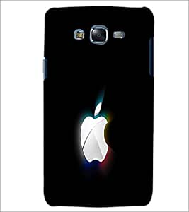 PrintDhaba Apple D-1977 Back Case Cover for SAMSUNG GALAXY ON 5 (Multi-Coloured)