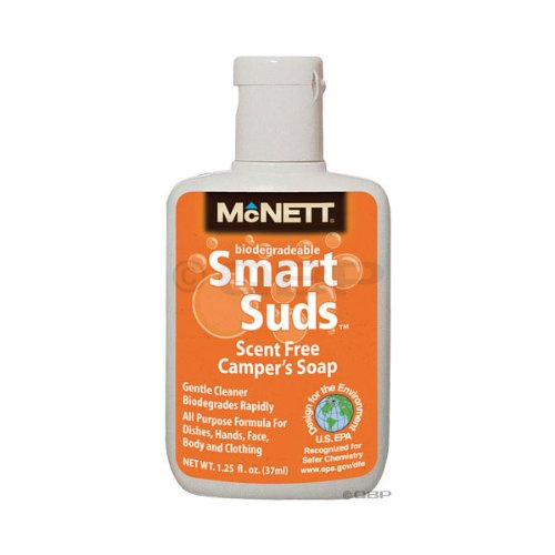 Gear Aid Smart Suds Scent Free Camper Soap 1.25oz