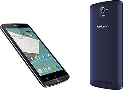 Karbonn Aura 9 (Blue, 8 GB)