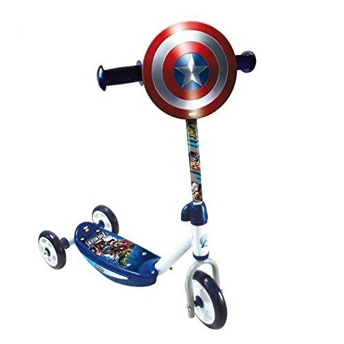 Darpeje - Monopattino A 3 Ruote Avengers
