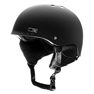 Smith Optics Holt Helmet, Large, Matte Black