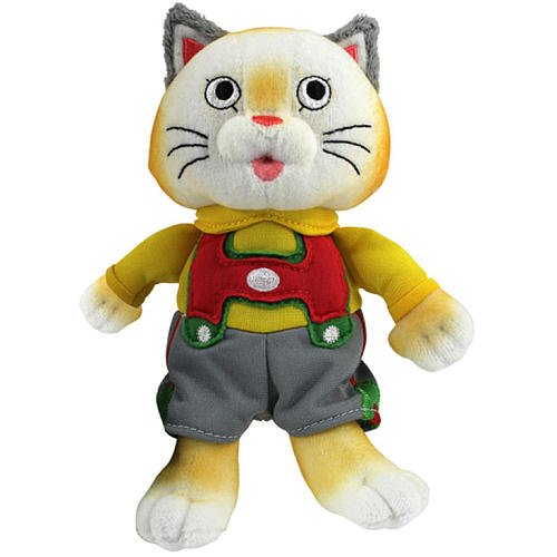 Richard Scarry's Busytown Mini Plush - Huckle