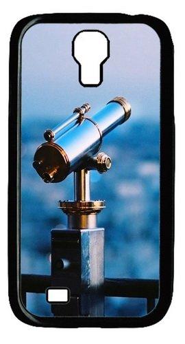 Astronomical Telescope Custom Designer Samsung Galaxy S4 Siv I9500 Case Cover - Polycarbonate - Black