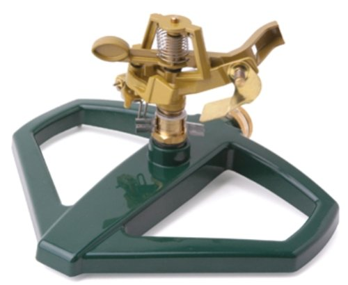 Bond 70042 Pulsating Adjustable Sprinkler With Zinc & Brass Components