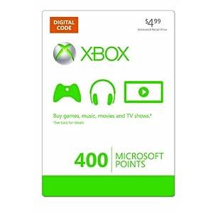 SALES@ Xbox LIVE 400 M...
