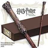 Harry Potter Wand with FREE Harry Potter Trading Card - Life-Size Licensed Prop Reproduction - As seen in Harry Potter and the Deathly Hallows Part 1