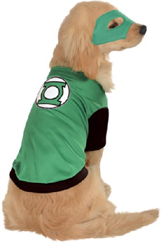 Large Dog Halloween Costumes Super Hero