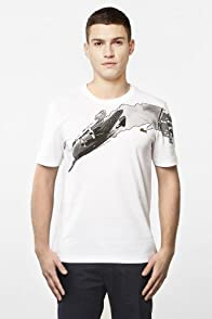 L!VE Underground Man Cotton Jersey T-Shirt