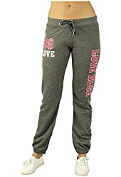 G2 Chic Women's French Terry Relaxed Lounge Sweatpants