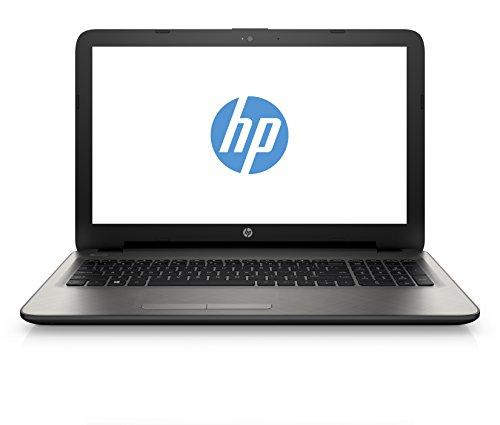HP 15-af121nl Notebook, Processore AMD Quad-Core A8-7410, RAM 4 GB, HDD SATA da 500 GB, Scheda Video AMD Radeon R5 M330 con 2 GB dedicati, Argento