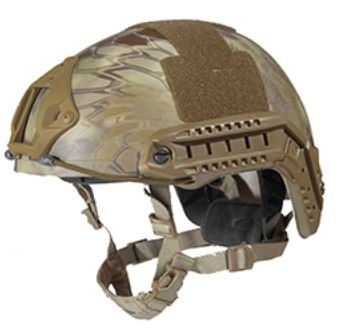 Lancer Tactical FAST Helmet MH Type HLD Size: Medium/Large C