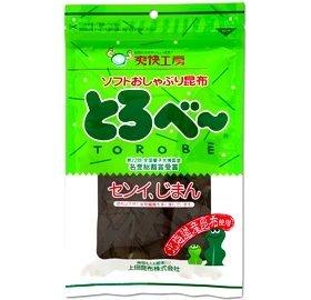 上田昆布 ソフトおしゃぶり昆布 とろべー 25g×12袋