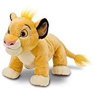 "Disney The Lion King Simba Plush -- 11"" from Disney"