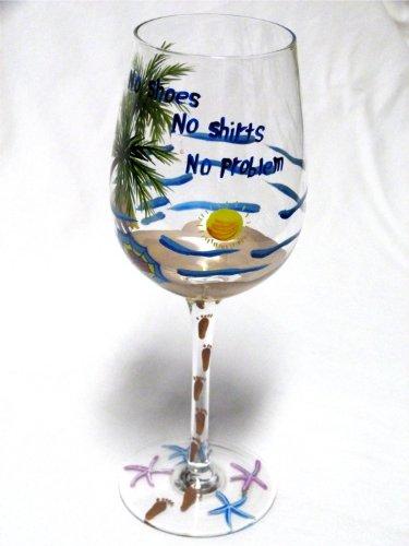Cute Flip Flop Wine Glass Ideas - Magazine cover