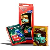 Disney Pixar Cars Card Games Go Fish Crazy Eights