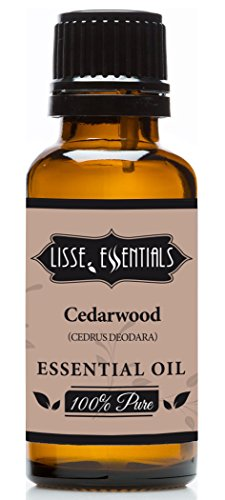 Lisse Essentials Cedarwood Essential Oil, 30ml