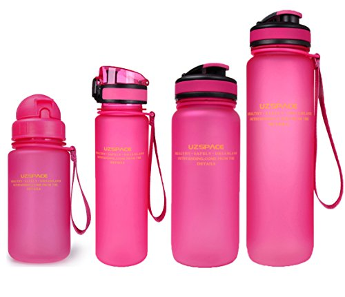 WATERFLY-14-17-24-32-oz-ounce-BPA-Free-USA-Tritan-Material-Wide-Mouth-Water-Bottles-Cups-Leak-Proof-for-Children-Man-Women-Sport-Outdoors-Camping-Hiking