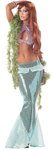Adult Sexy Little Mermaid Costume Size Small