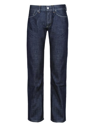 Jeans ETHAN Denim brut 100% coton Ober W38 L34 Men's