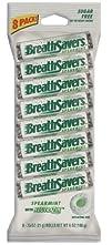 Breath Savers Mints, Spearmint, 8-Cou…