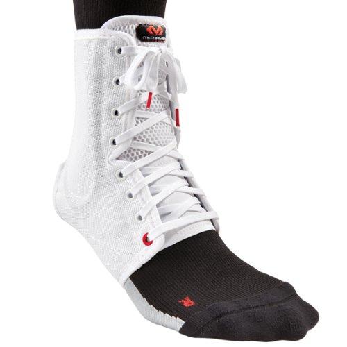 "McDavid 199R Lightweight Ankle Brace, Size- 30"", Color- Black"