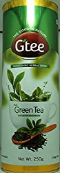 GTEE Green Tea Leaves Can - 250gms