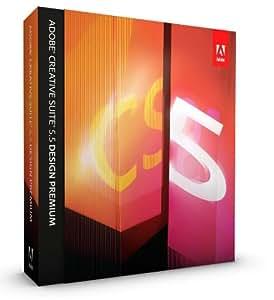 Adobe CS5.5 Design Premium [Mac] [Old Version]