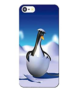 Snazzy Printed Back Cover For Apple Iphone 5/5S/5C