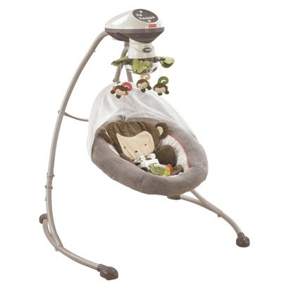 Fisher-Price My Little Snugamonkey Cradle