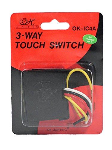 Touch Light Sensor (Single) (Lamp Touch Control Sensor compare prices)