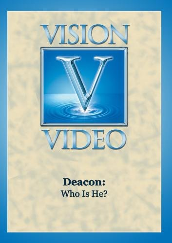 Cover art for  Deacon: Who Is He?
