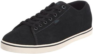 Vans The DL VL3P6J5, Herren Klassische Sneakers, Schwarz (black/white sand/deep teal), EU 40.5 (US 8)