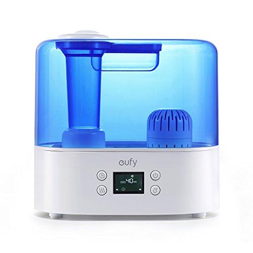 eufy Humos Air 1.1 超音波加湿器 【自動湿度調整 / 超静音 / 最大26時間連続使用 / 自動停止機能 / アロマデフューザー機能搭載】