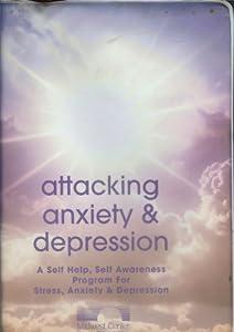 Attacking Anxiety & Depression (Workbook and 16 CDs) - Lucinda Bassett