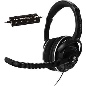 Turtle Beach Ear Force PX21 - [PlayStation 3, Xbox360, PC, Mac]