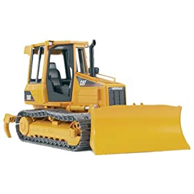 Buy Bruder CATERPILLAR Track-Type tractor by Bruder Toys