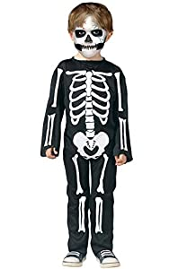 Scary Skeleton Toddler Costume