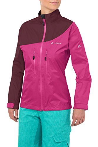 VAUDE Damen Jacke Tremal Zip Off Rain Jacket