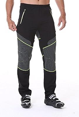 4ucycling Anti-Scratch Ultra-Slim Light-weight track pants slacks with Pocket